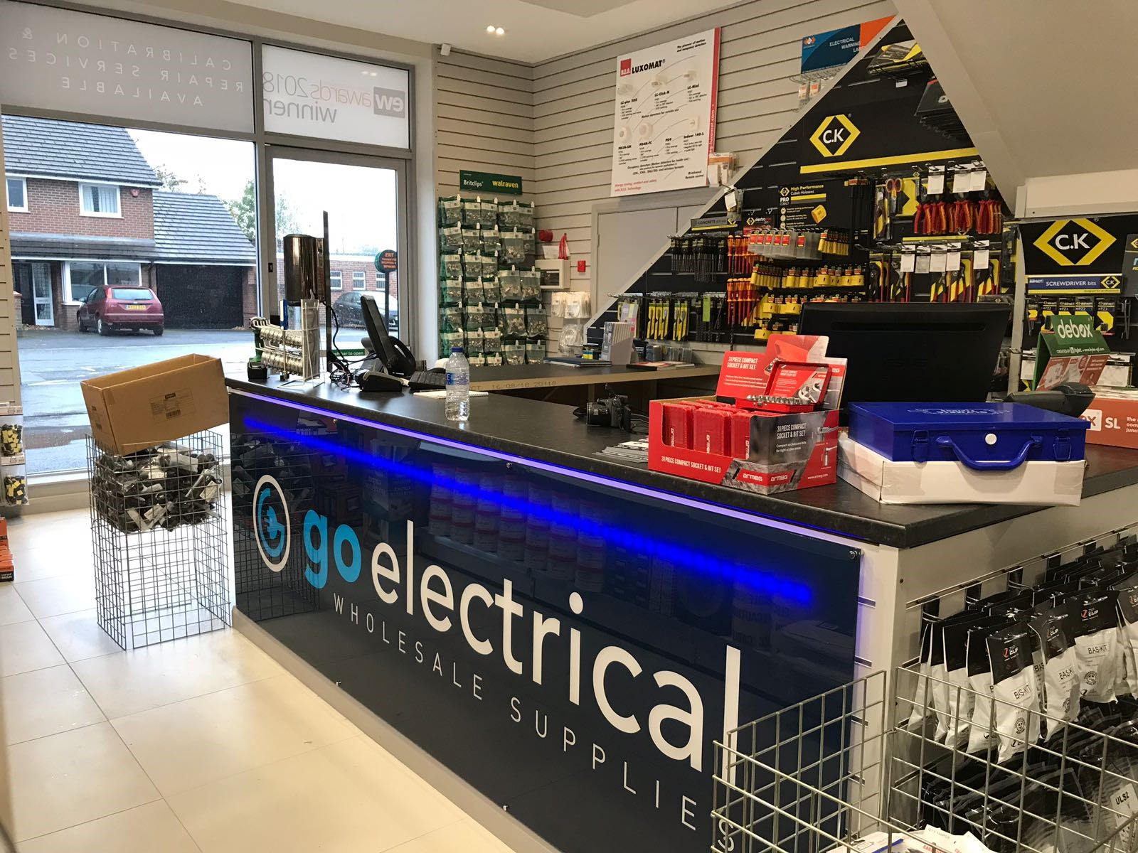 Go Electrical Signage